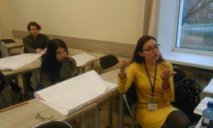 Проектная сессия МООК 5